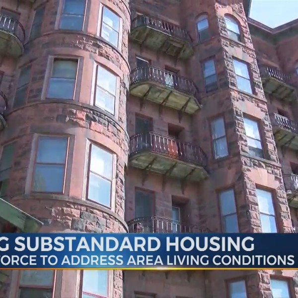 Tackling Substandard Housing