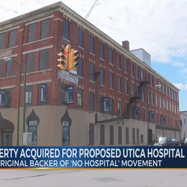 Wilcor Property Acquired For Proposed Utica Hospital