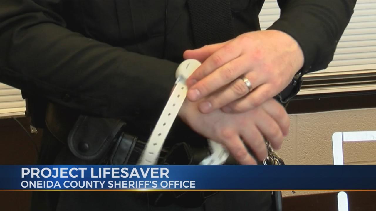 Oneida County Sheriff S Office Project Lifesaver Wutr Wfxv Cnyhomepage Com