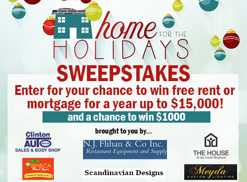Home for the Holidays Contest by CNY Homepage
