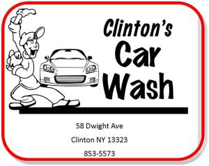 Clinton Car Wash - now offered from Clinton Auto Service