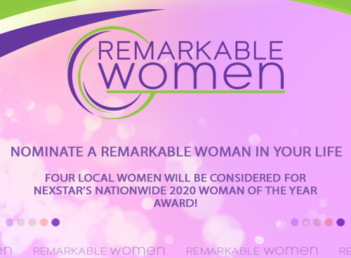 Remarkable Women nationwide contest recognized by CNYHOMEPAGE. Nominate a remarkable woman in your life.