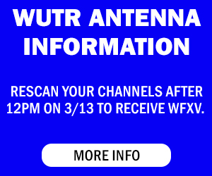 WFXV antenna information