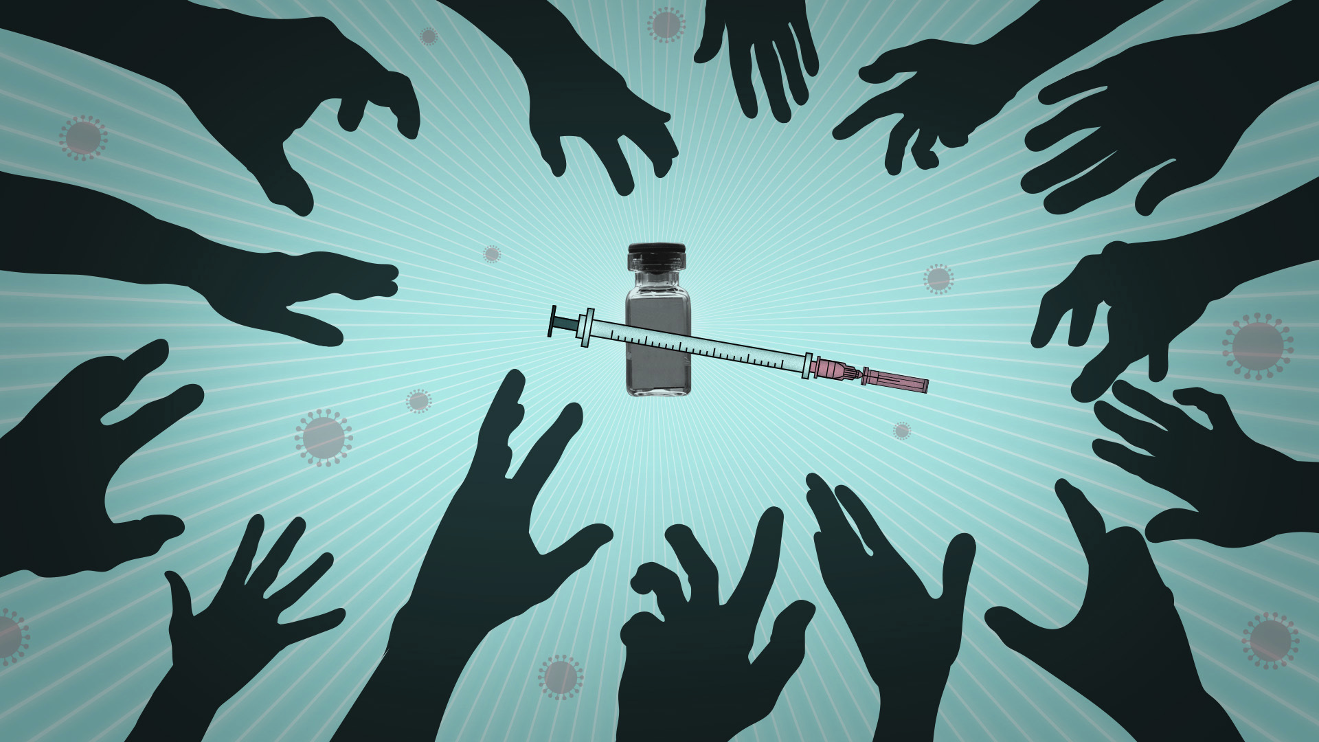VIRUS OUTBREAK VIRAL QUESTIONS VACCINE DISTRIBUTION
