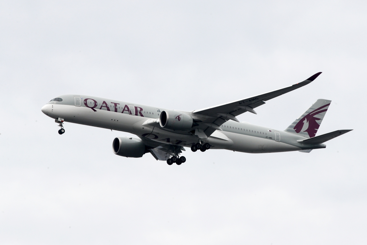 Qatar apologizes, investigates forced airport examinations ...