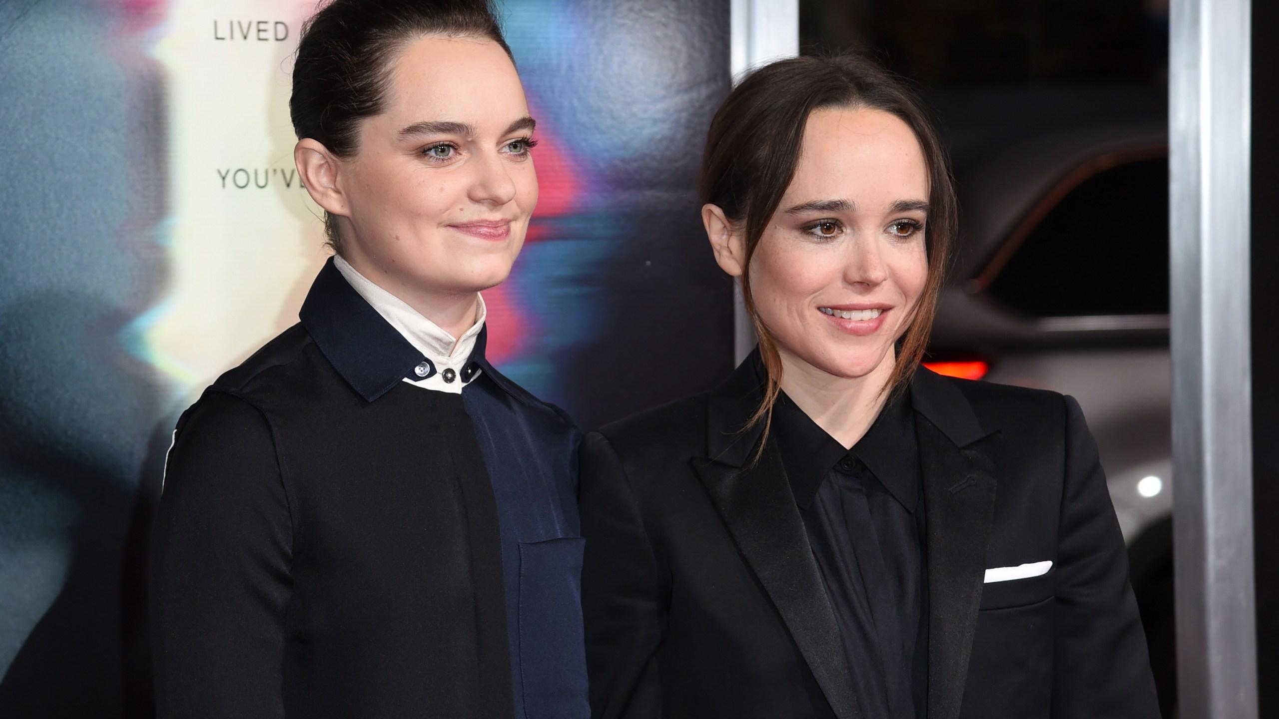 Emma Portner, Ellen Page