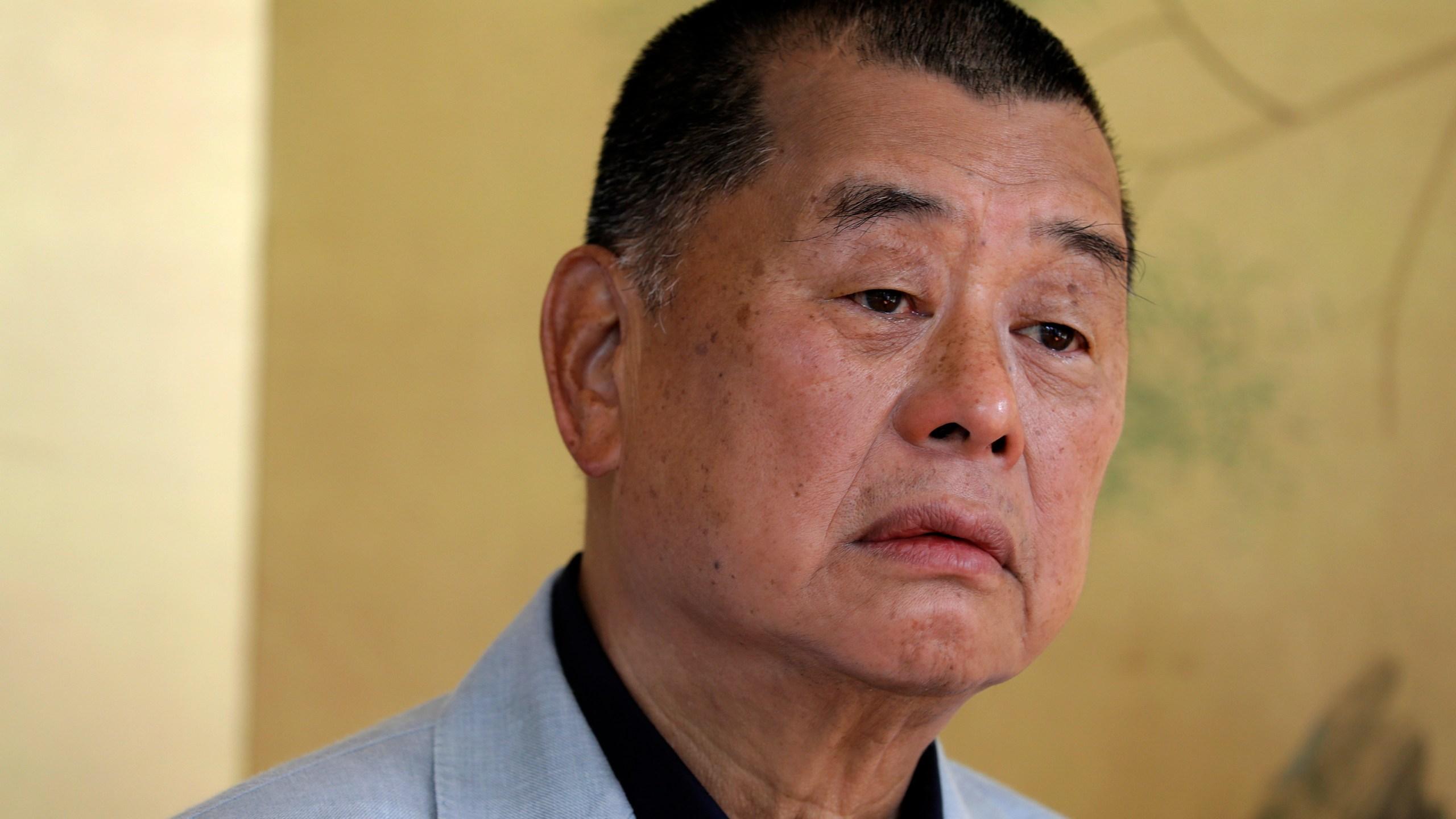 Jimmy Lai