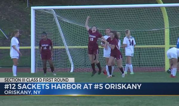 Highlights: Oriskany Girls Soccer Opens Sectionals with 2OT Thriller