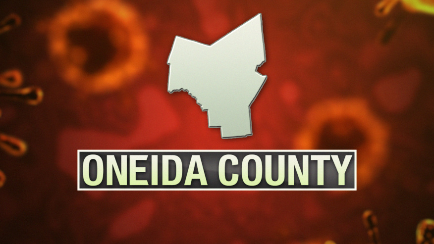 WUTR/WFXV/WPNY Eyewitness News Report - Oneida County COVID-19 update for October 2nd-3rd